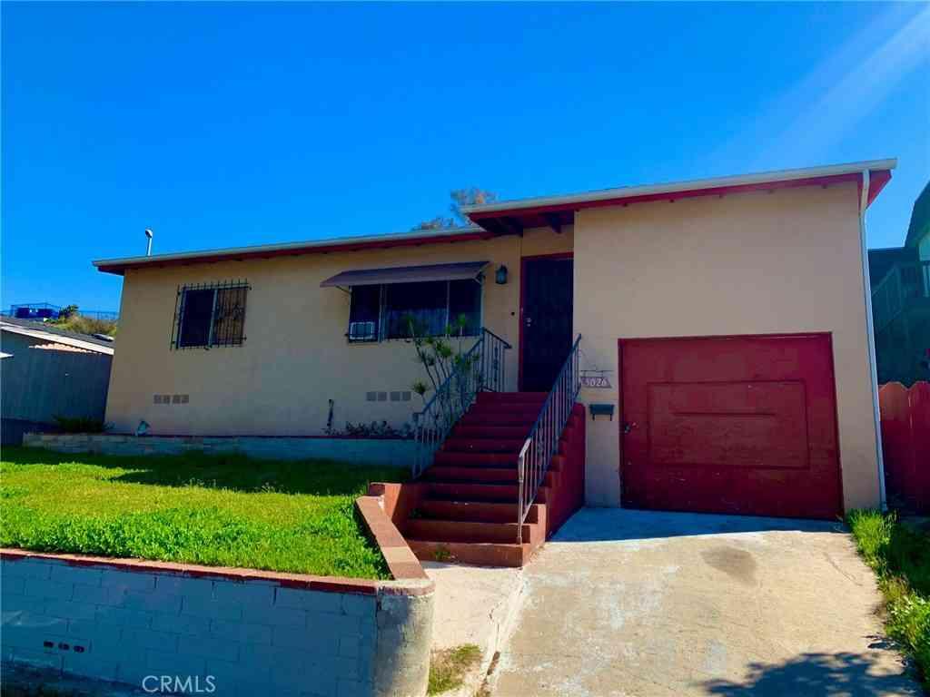 5026 Auburn Drive, San Diego, CA, 92105,