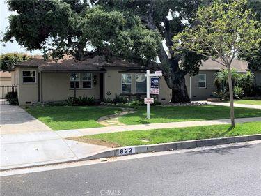822 E Lime Avenue, Monrovia, CA, 91016,