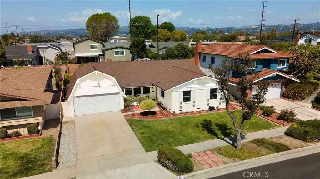 15415 Fairacres Drive, La Mirada, CA, 90638,