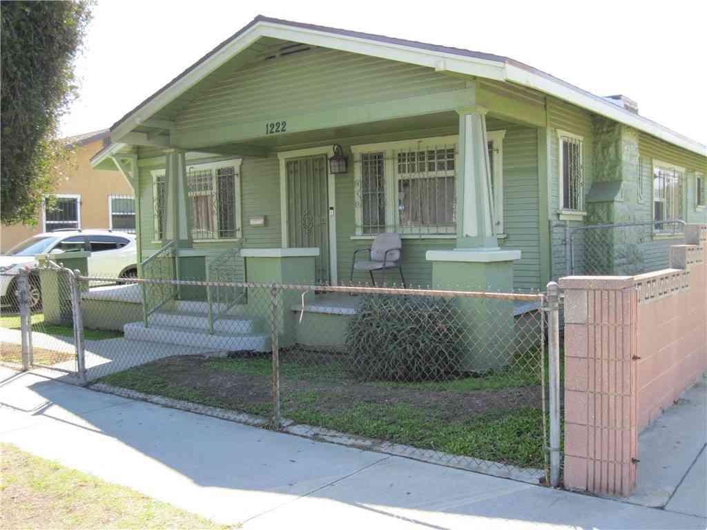 1222 W Gage Avenue, Los Angeles, CA, 90044,