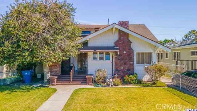 4812 3rd Avenue, Los Angeles, CA, 90043,