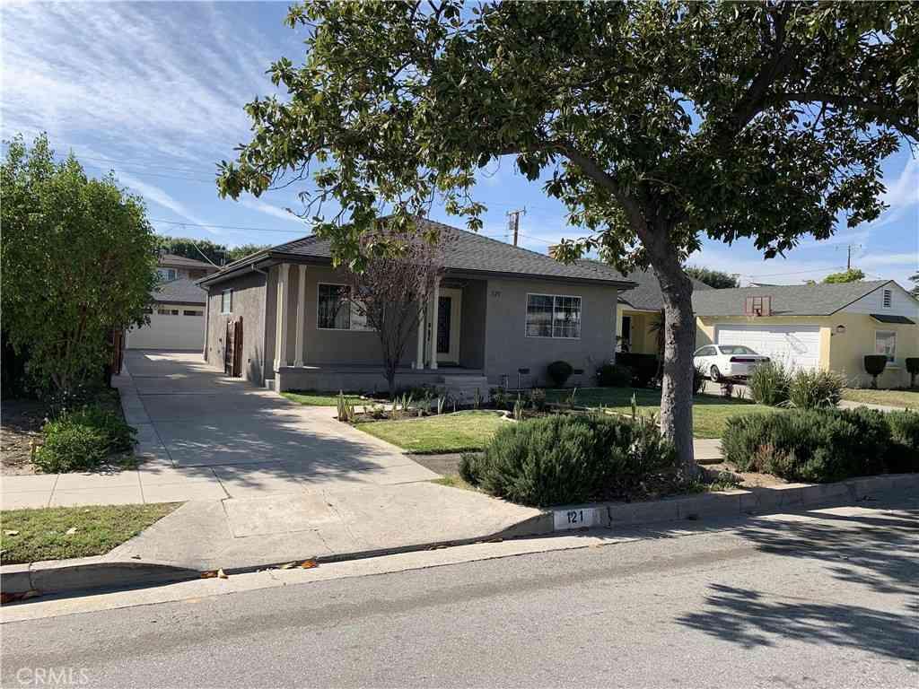 121 N Vail Avenue, Montebello, CA, 90640,
