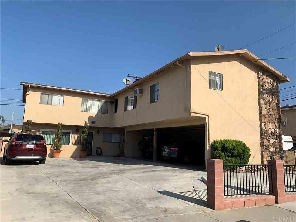 413 Calle Cinco #1, Montebello, CA, 90640,