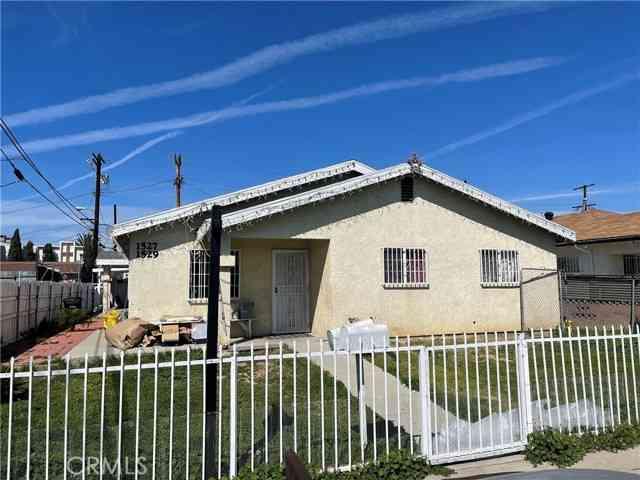 1527 East 47th Street, Los Angeles, CA, 90011,