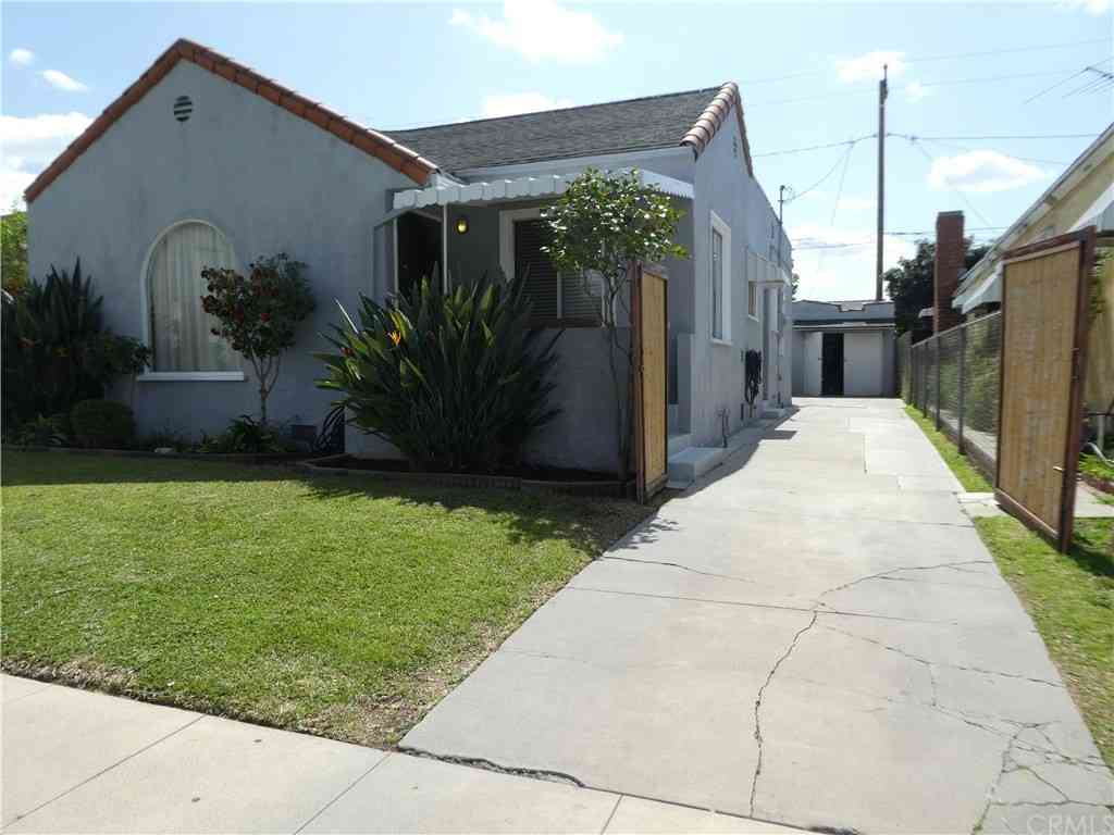 6122 Fairfield Street, Los Angeles, CA, 90022,