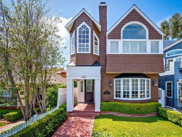 439 Carnation Avenue, Corona Del Mar, CA, 92625,