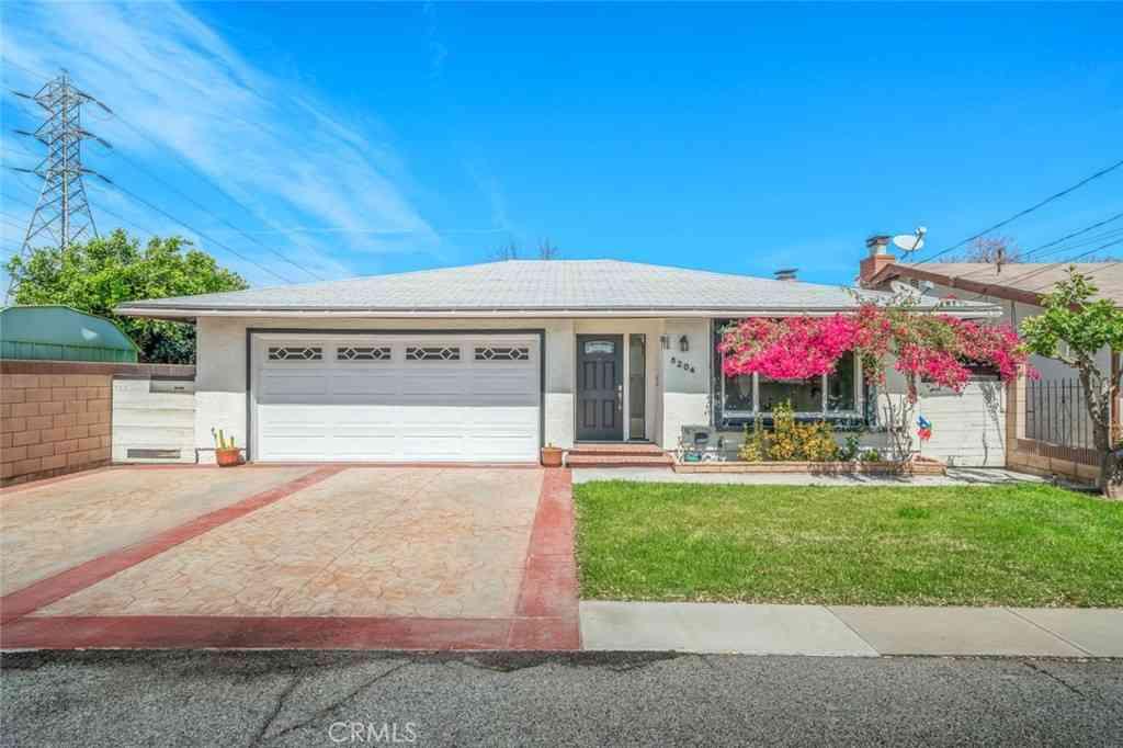 5204 N Burton Avenue, San Gabriel, CA, 91776,