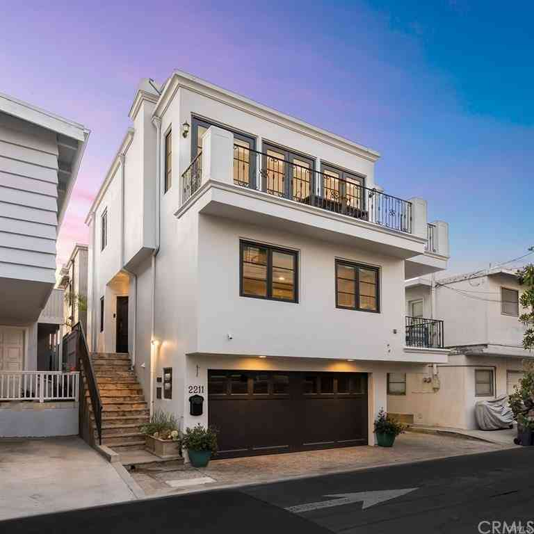 2211 Vista Drive, Manhattan Beach, CA, 90266,
