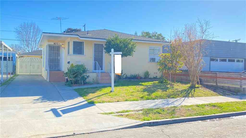 1430 East Michelson, Long Beach, CA, 90805,
