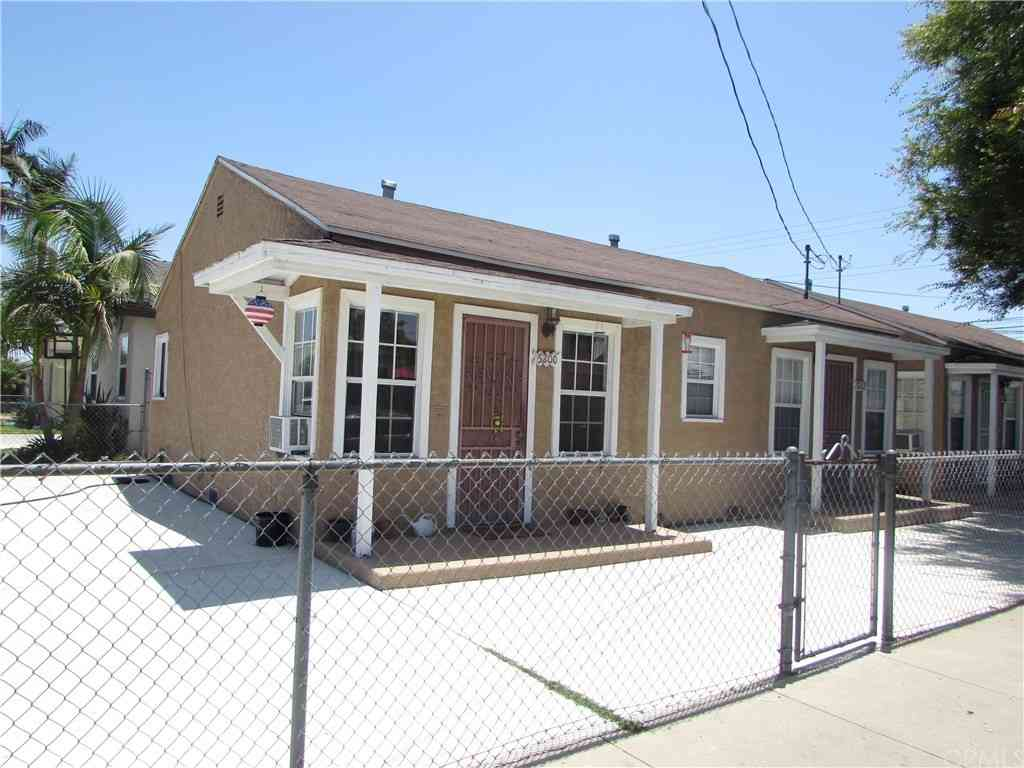 5202 Everett Avenue, Maywood, CA, 90270,