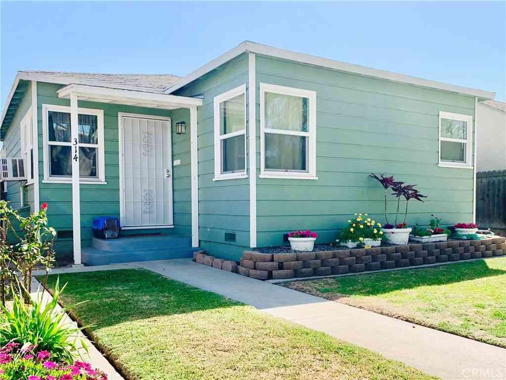 314 E 57th Street, Long Beach, CA, 90805,