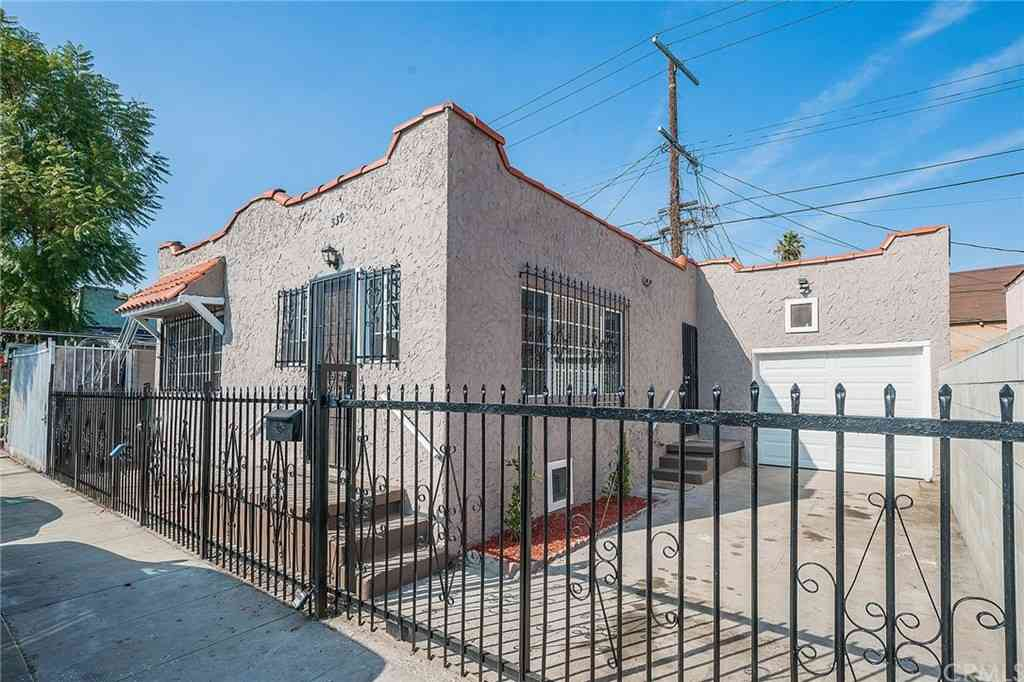 339 W 63rd Place, Los Angeles, CA, 90003,