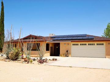 63252 Shifting Sands, Joshua Tree, CA, 92252,