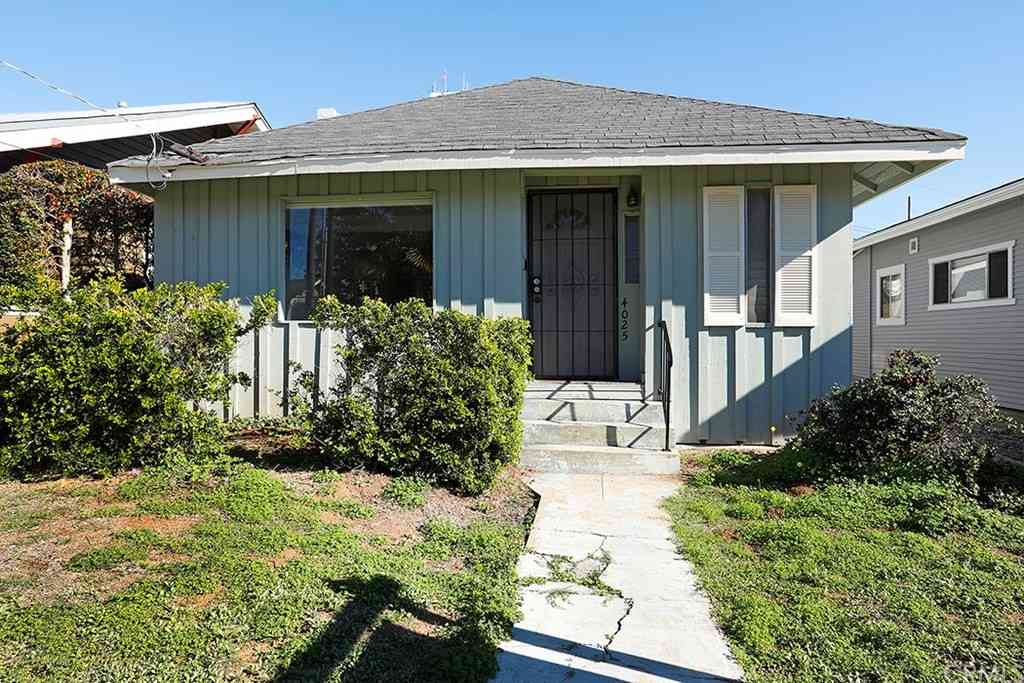 4025 Jackdaw, San Diego, CA, 92103,