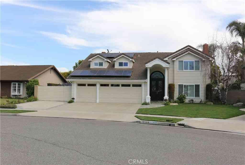 18094 Santa Claudia, Fountain Valley, CA, 92708,
