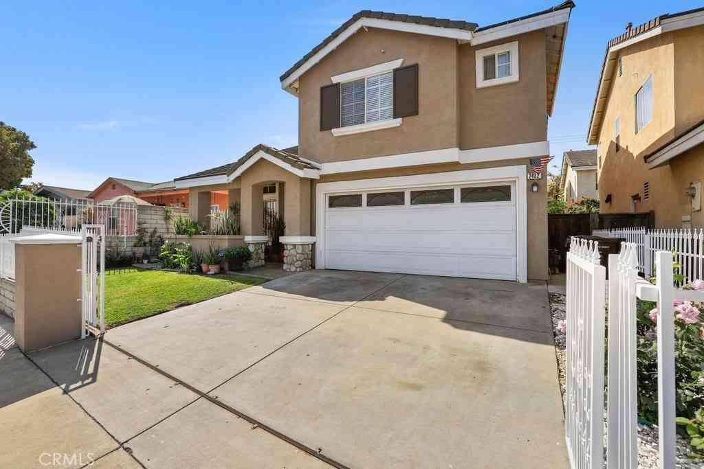 2412 Randolph Street, Huntington Park, CA, 90255,