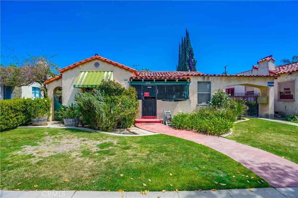 2316 Eucalyptus Avenue, Long Beach, CA, 90806,