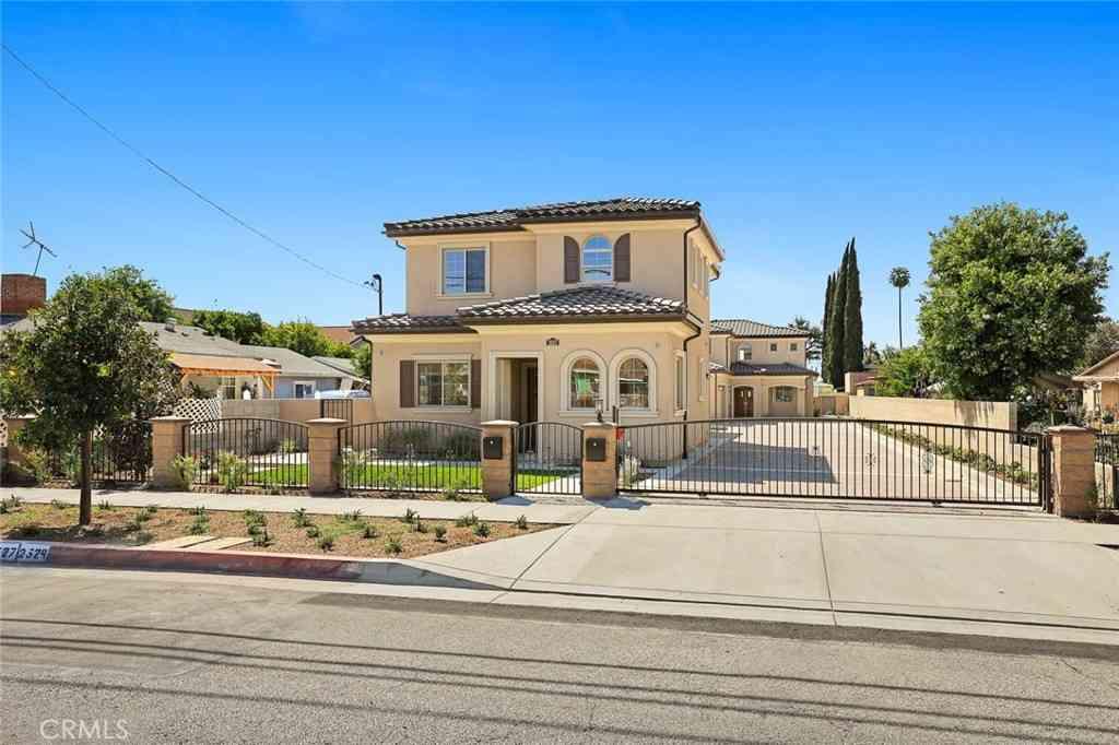 2527 Potrero Avenue, El Monte, CA, 91733,
