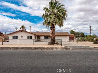 72654 Sunnyslope Drive, Twentynine Palms, CA, 92277,