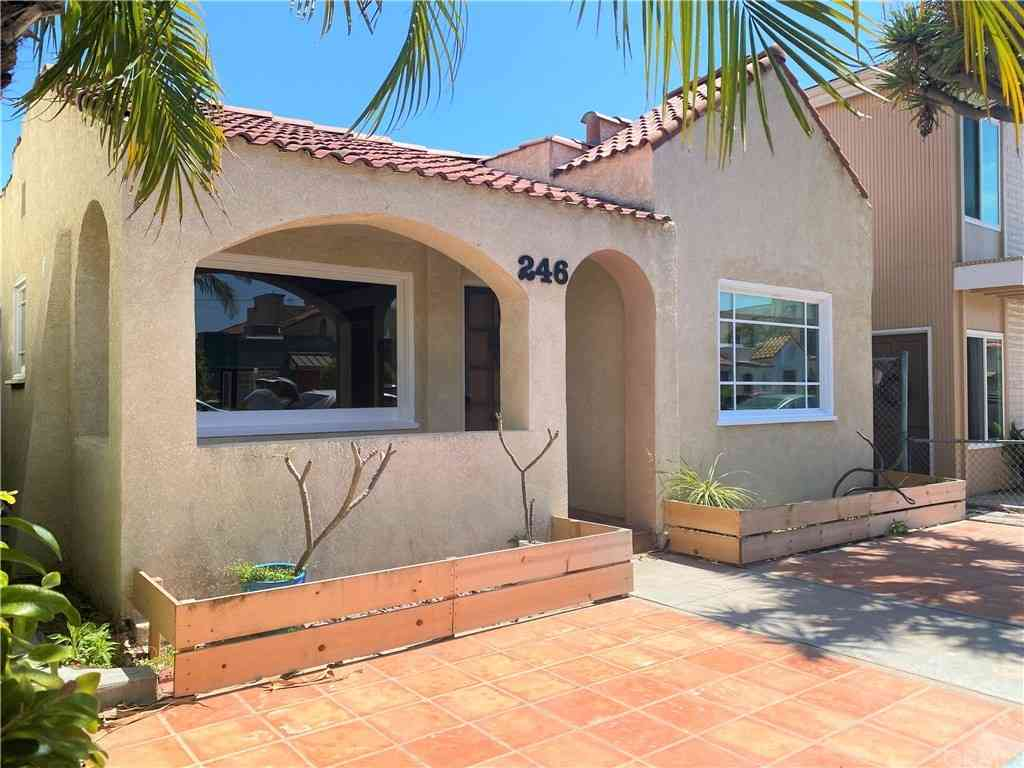 246 Covina Avenue, Long Beach, CA, 90803,