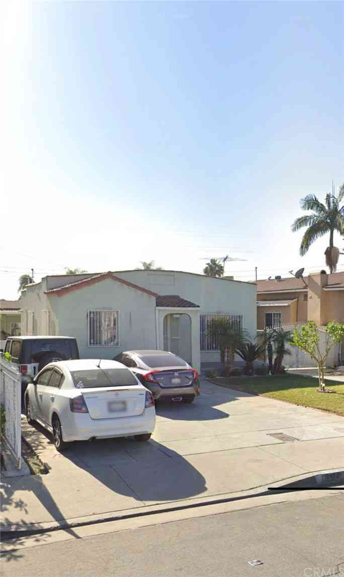 3164 California Street, Huntington Park, CA, 90255,