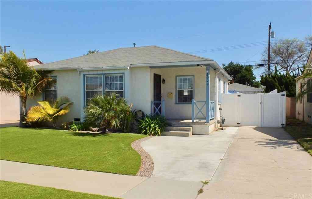 5928 Blackthorne Avenue, Lakewood, CA, 90712,