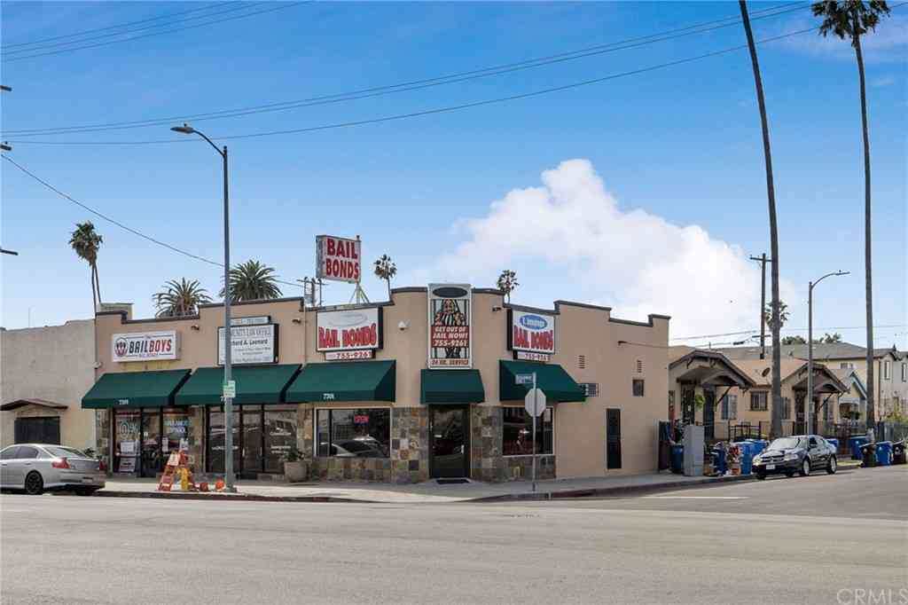7701 S Broadway, Los Angeles, CA, 90003,