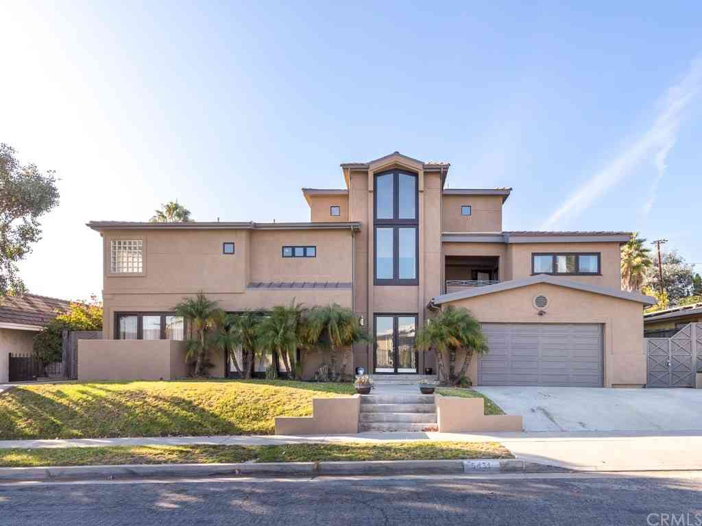 5431 S Chariton Avenue, Ladera Heights, CA, 90056,