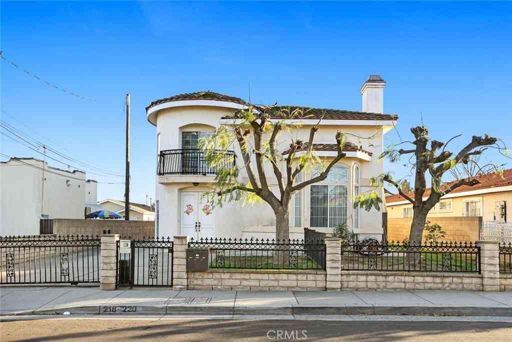 218 W Marshall Street, San Gabriel, CA, 91776,