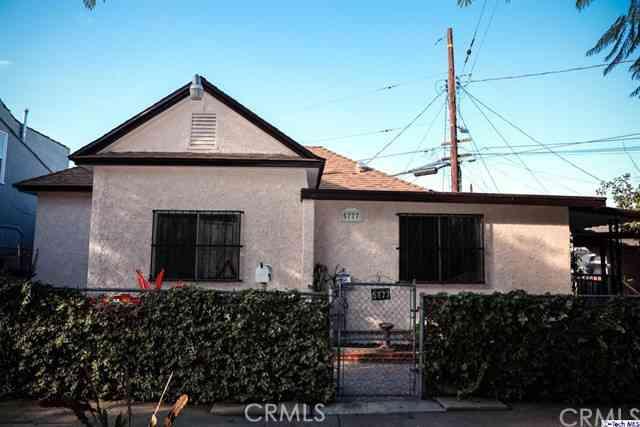 5777 Aldama Street, Los Angeles, CA, 90042,