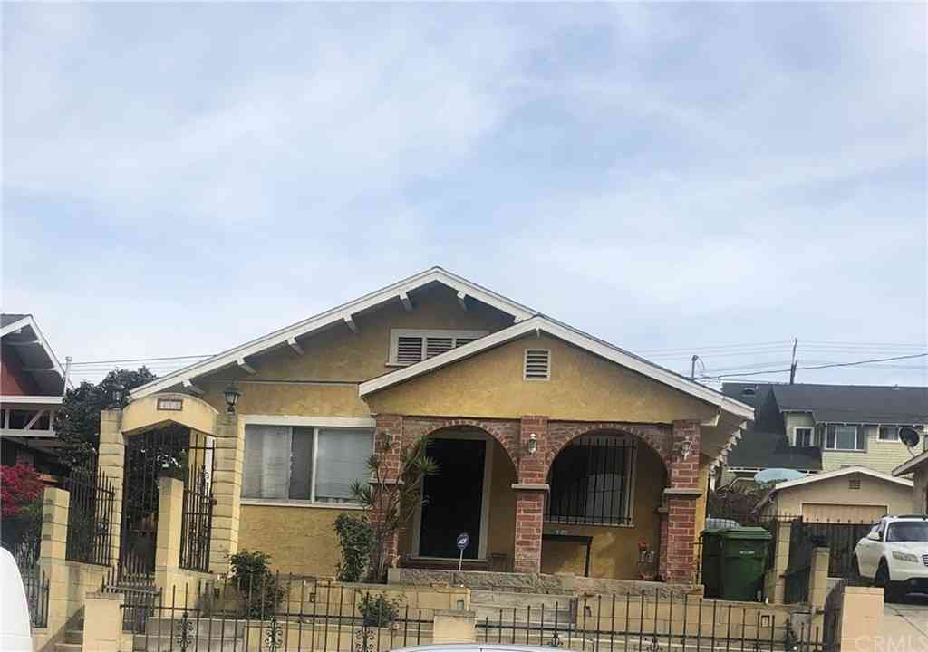 418 S Evergreen Avenue, Los Angeles, CA, 90033,