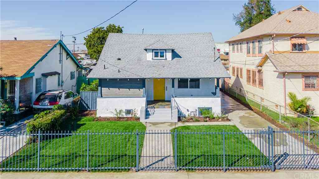 707 W 57Th Street, Los Angeles, CA, 90037,