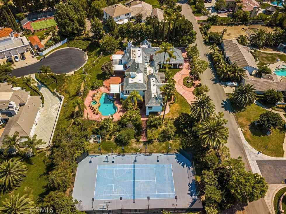 4705 E Cerro Vista Drive, Anaheim Hills, CA, 92807,