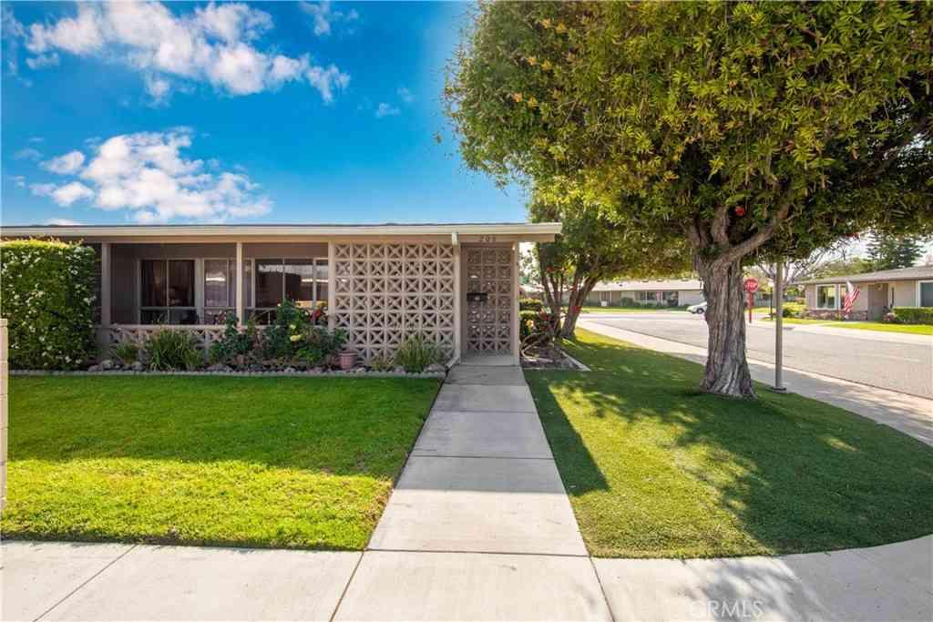13241 El Dorado Drive #206A, Seal Beach, CA, 90740,