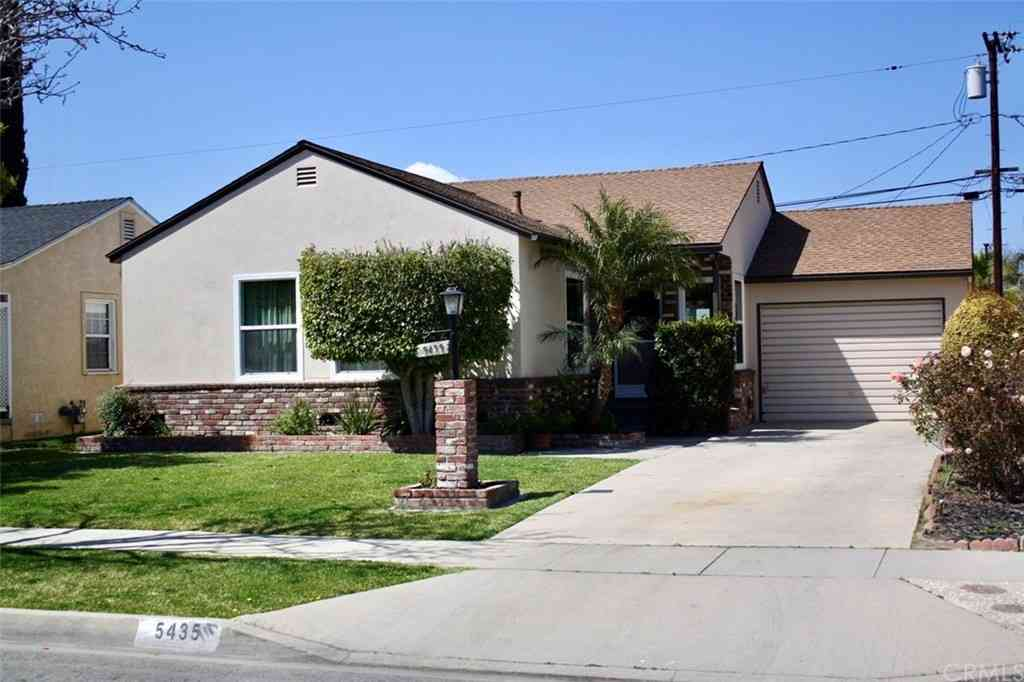 5435 Bonfair Avenue, Lakewood, CA, 90712,