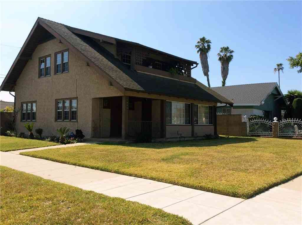 1900 W 42nd Place, Los Angeles, CA, 90062,