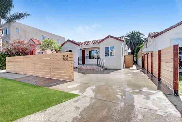 2734 South Cochran Avenue, Los Angeles, CA, 90016,