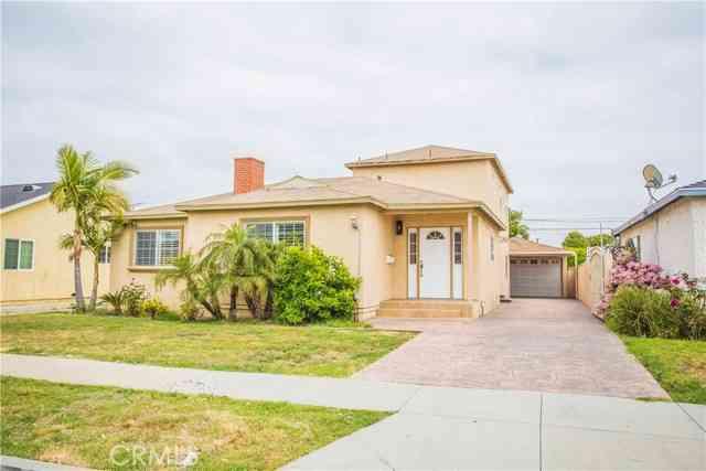 4308 Maury Avenue, Long Beach, CA, 90807,