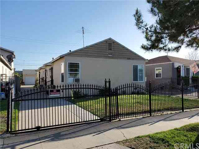 5182 Duncan Way, South Gate, CA, 90280,