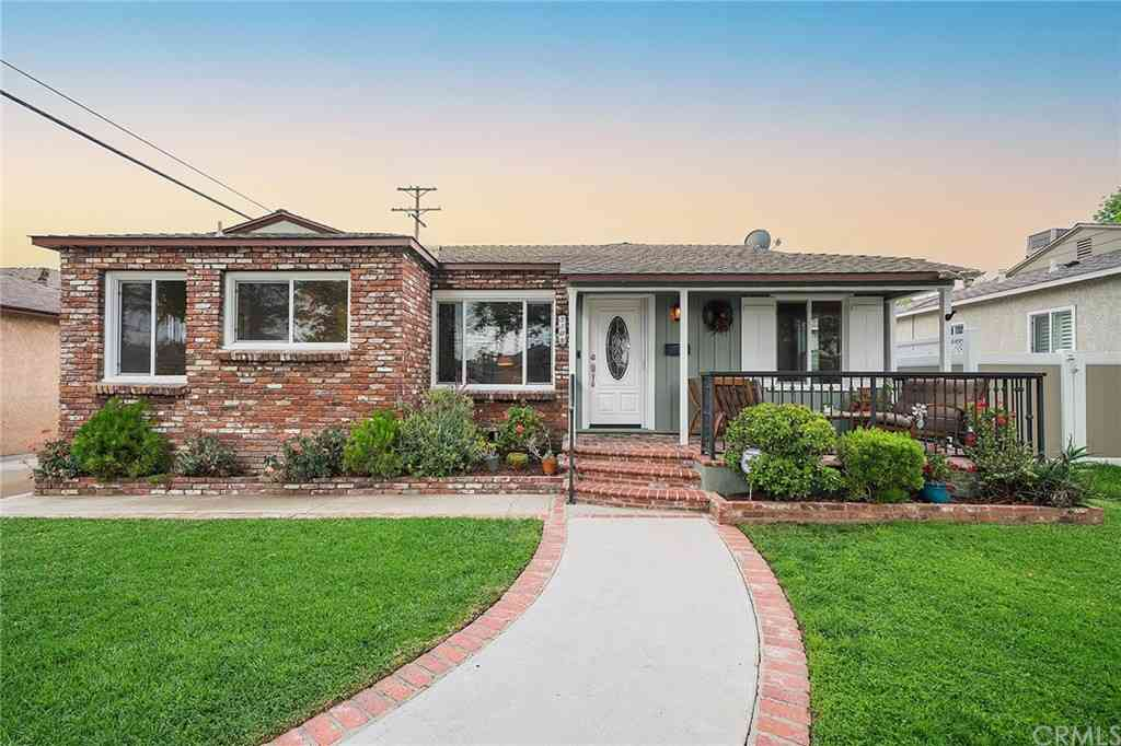 5108 Bixler Avenue, Lakewood, CA, 90712,