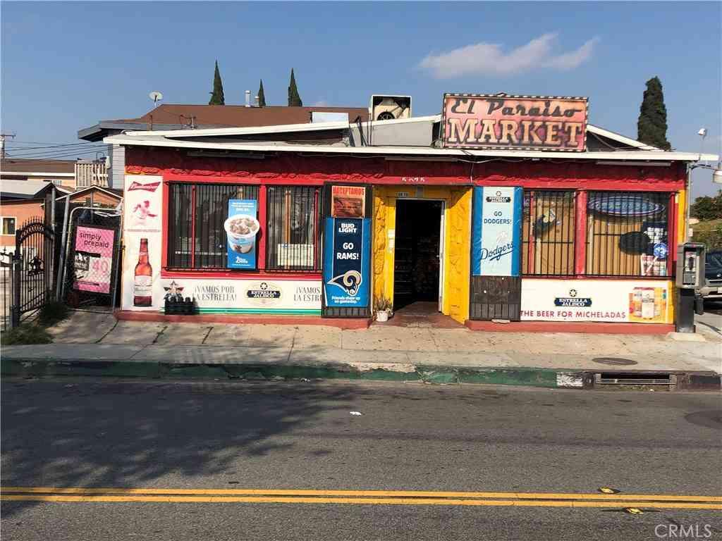 5075 Randolph Street, Maywood, CA, 90270,