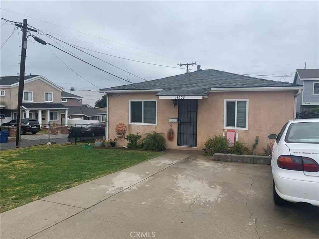 14502 Condon Avenue, Lawndale, CA, 90260,