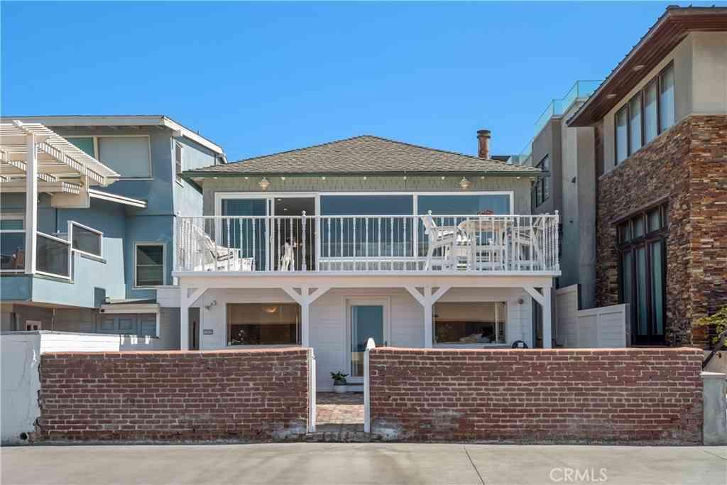 3007 The Strand, Hermosa Beach, CA, 90254,