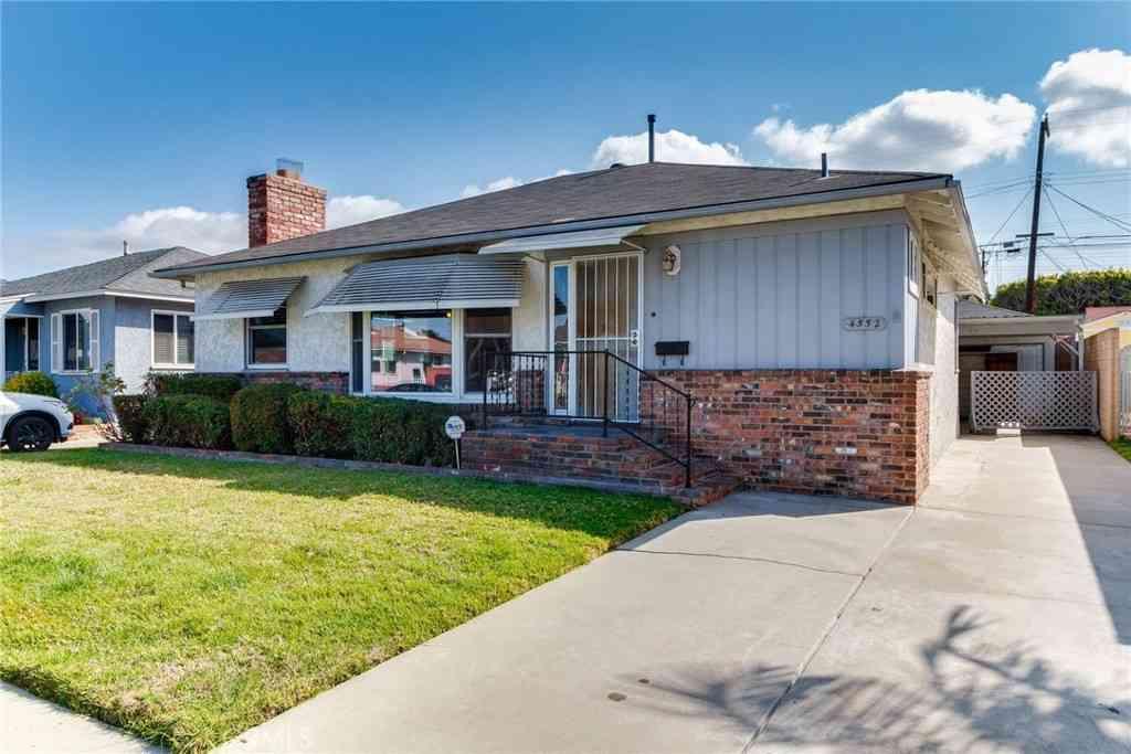 4552 Albury Avenue, Lakewood, CA, 90713,