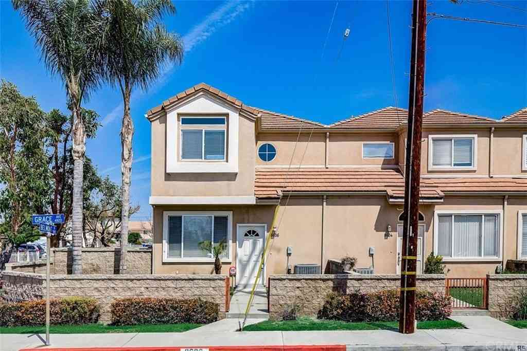 8606 Belmont Street, Cypress, CA, 90630,