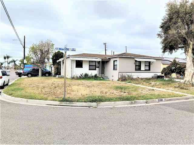 12581 Merrill Street, Garden Grove, CA, 92840,