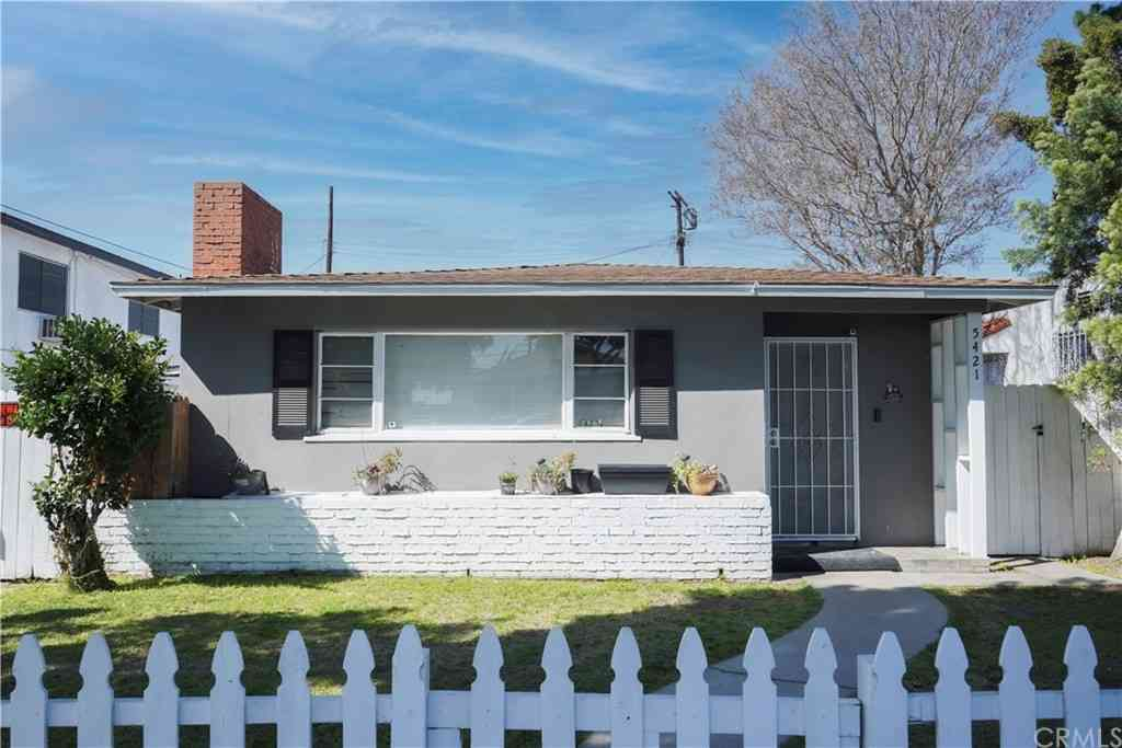 5421 Cerritos Avenue, Long Beach, CA, 90805,