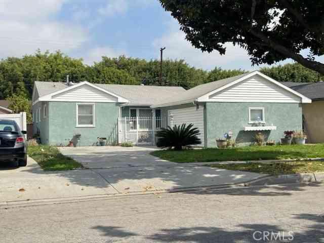 171 West Harcourt Street, Long Beach, CA, 90805,