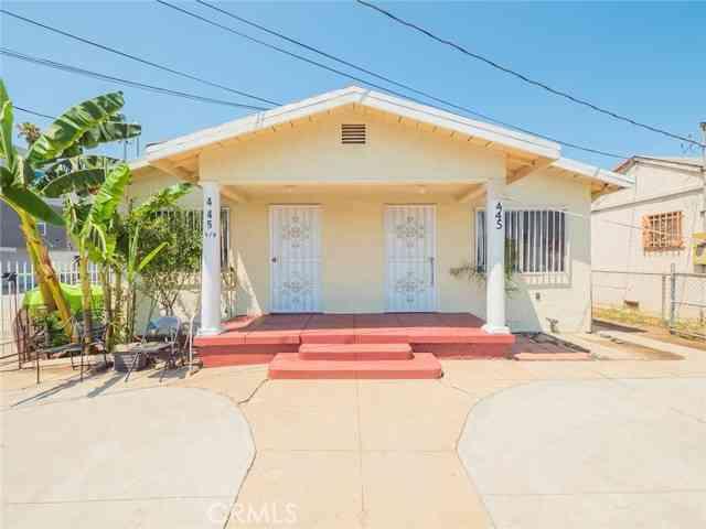 445 West 88th Street, Los Angeles, CA, 90003,