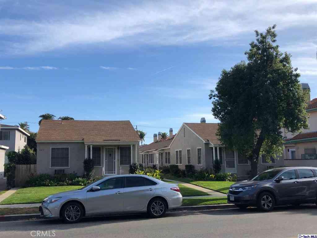 440 W Stocker Street, Glendale, CA, 91202,